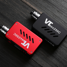 купить VAPECIGE DNA Box Mod with Newest DNA250C Chip 200W Box Mod VTBOX250C for Dual 18650 battery по цене 7510.58 рублей