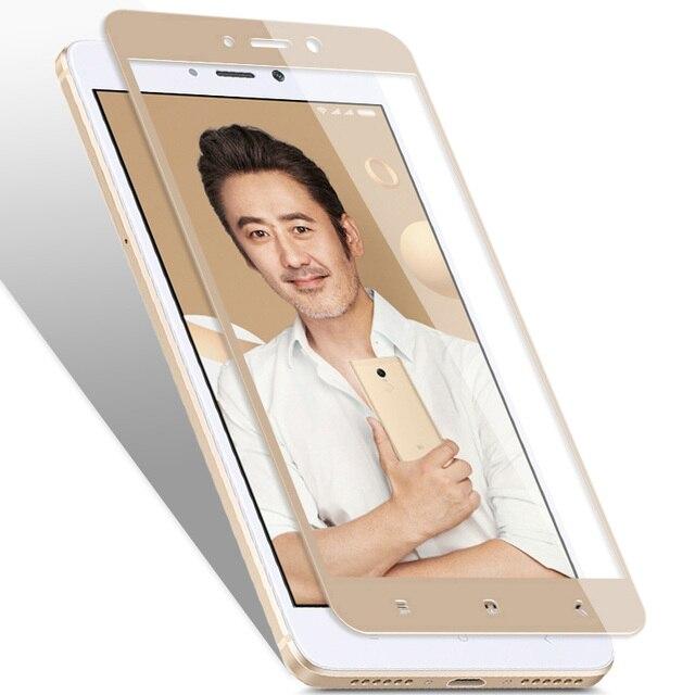 Xiaomi Note 4X Glass Global Version Redmi Note 4 glass screen protector tempered film for xiami redmi note4x full cover glass