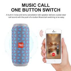 Беспроводной Bluetooth динамик 10 Вт водонепроницаемый уличный портативный беспроводной акустическая система коробка Поддержка TF карты FM