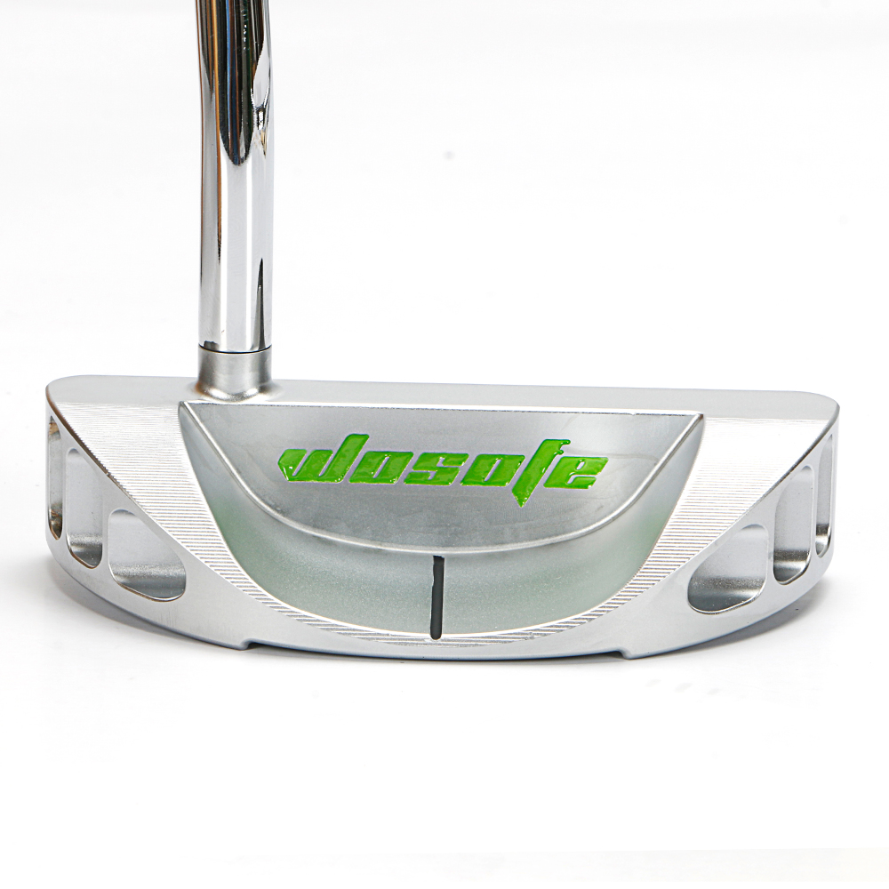 Image 4 - NEW golf clubs putter men steel shaft silver 33 34 35inch X1 X2 X3  three paragraph is available for choose freeshipping-in Golf Clubs from Sports & Entertainment