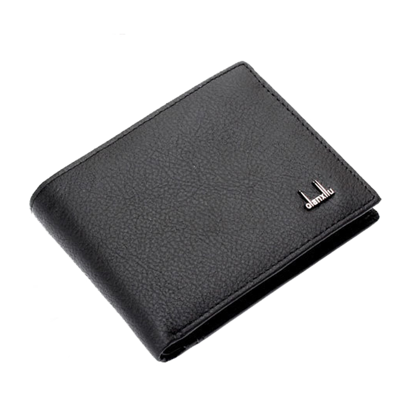 Men Wallet Genuine Leather Card Coin Holder Hot Sale 2017 Black Slim Driver License Luxury Brand Money Pocket Casual Male Purse qhy5p ii c 5 0 megapixels 1 2 5 inch cmos camera with free a 8mm cctv lens