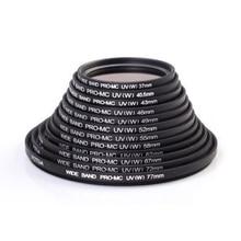 FOTGA 37 40.5 43 46 49 52 55 58 62 67 72 77 82 86 95 mm PRO1-D Ultra-Slim MC-UV Filter Lens Protector for DSLR Camera