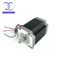 Free shipping 1 PCS, 2 phase, 4 Leads 18Kgcm 76mm CNC Nema 23 Stepper Motor , 3D Printer 23HS8430 57BYGH