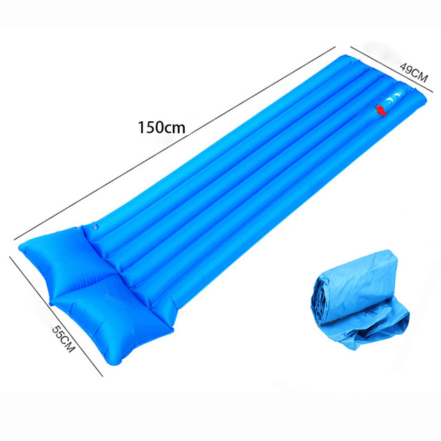 Outdoor Air Mattress Emergency Inflatable Bed Mat Sleeping Pad Inflatable Air Mat C&ing Bed Tent C&ing  sc 1 st  AliExpress.com : inflatable bed tent - memphite.com