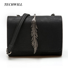 New Spring Fashion Leaves Decorated Mini Flap Bag Suede PU Leather Small Women Shoulder Bag Chain Messenger Bag