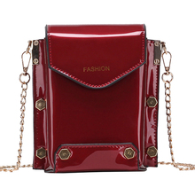 цена на MONNET CAUTHY New Fashion Bags for Women Classic Vintage Style Crossbody Bag Solid Color Wine Red Black Cute Ladies Mini Flap