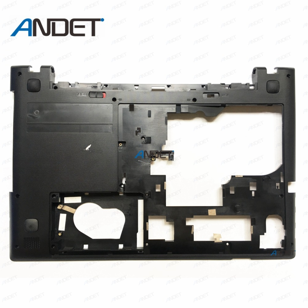 Andet Original Compatible with Replacement for Lenovo Thinkpad L540 Laptop Base Shell Bottom Cover Lower Case 04X4878 04X4879 Black