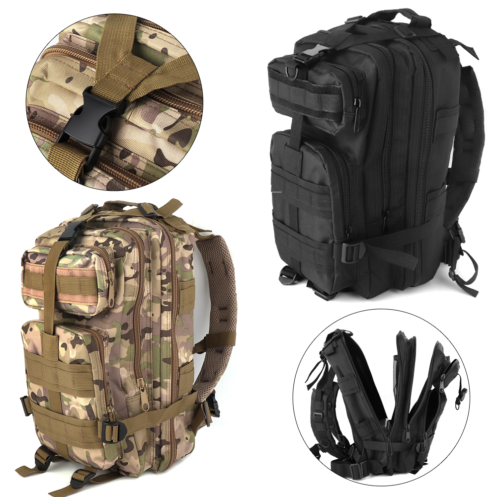 Motorcycle Bag Outdoor Military Army Tactical Backpack Trekking CP/BALCK Rucksacks Camping Hiking Trekking Camouflage Travel Bag стоимость