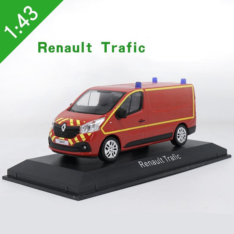 High simulation Renault Trafic <font><b>cars</b></font> model,<font><b>1:43</b></font> scale alloy <font><b>car</b></font> toys,metal diecasts,educational toy vehicles, free shipping image