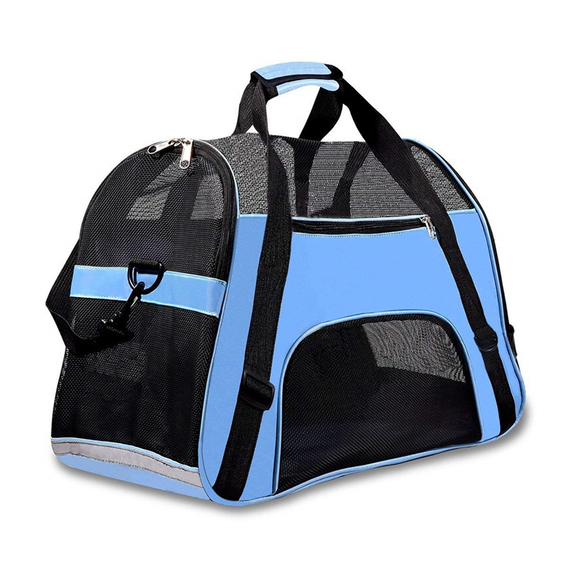 Portable Travel Pet Carrier For Cat Dog Backpack Carrying Handbag Small Dog Shoulder Sling Bag For Puppy Kitten Chihuahua Animal