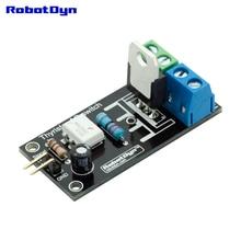 Тиристор переключатель переменного тока(реле), 3,3 В/5 В логика, AC 220 В/5A(peak 10A