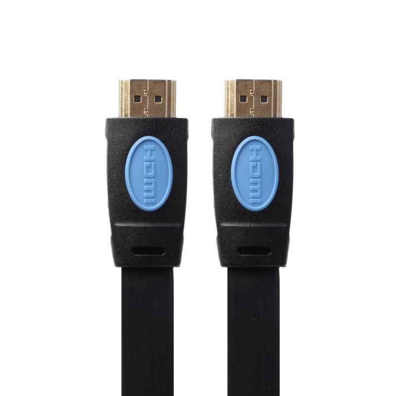 Professionnel 1080 p 1440 p 2x1080 p 2160 p HDMI Version 2.0 30AWG HD 18gbps 3D Retour Audio Ethernet Câble PLAT HDMI Support 2 K 4 K 3D