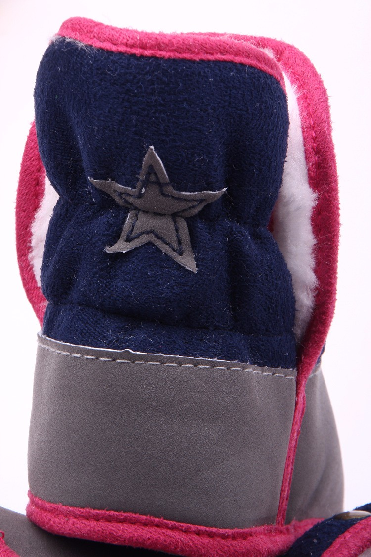 star baby boots