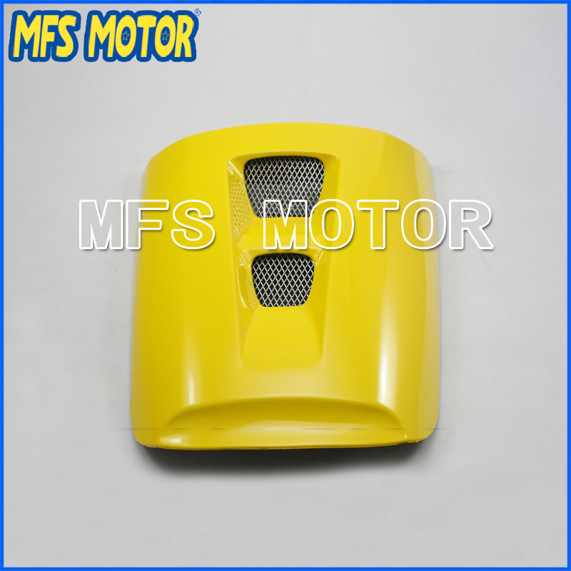 Rear Pillion Yellow Seat Cowl Cover For Honda CBR1000RR CBR 1000 RR 2004 2007 05 06 Motorcycle Part
