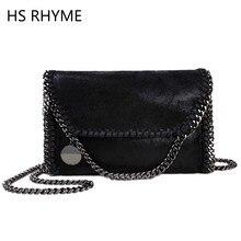 HS REIM Frauen Messenger Bags Pu Mode Tragbare Abend Ketten Hobo Borsa Schulter Kupplung Bolso Weibliche Carteras Mujer Handtaschen