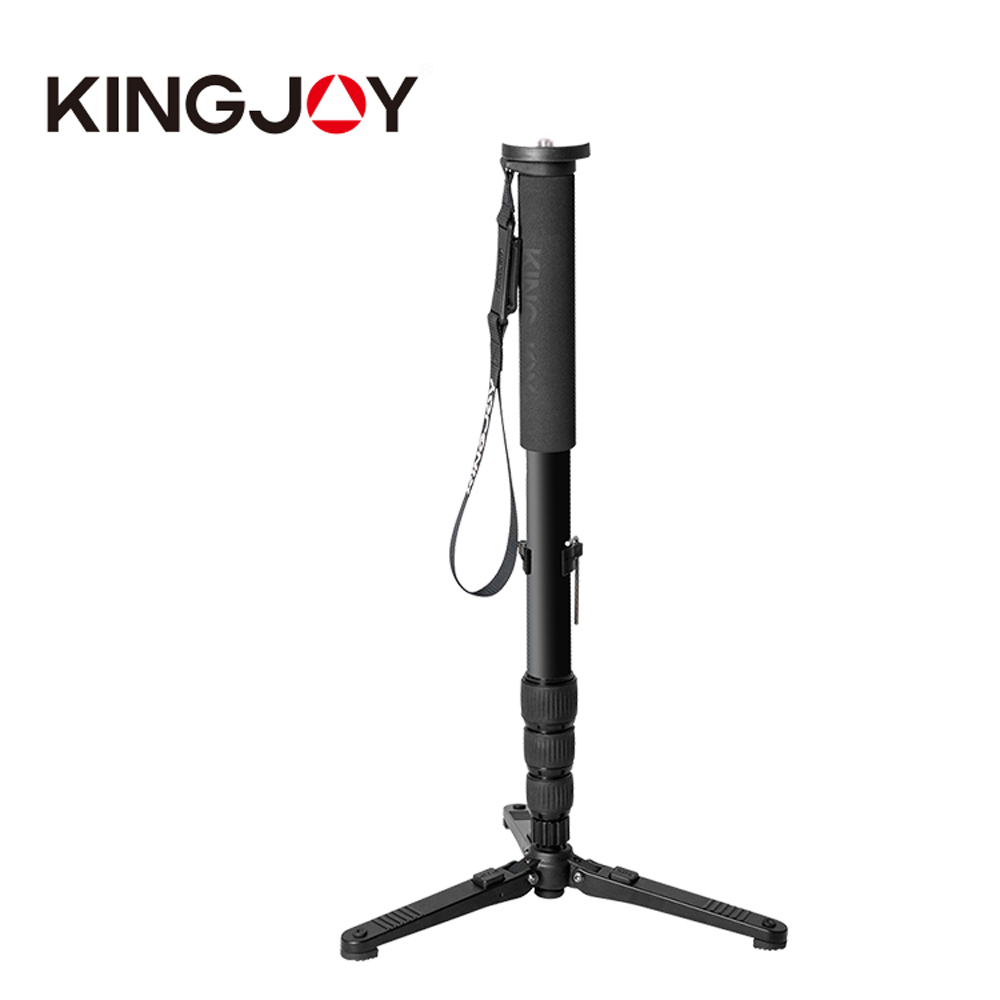 Professional Telescoping Monopode Tripod Stands with Case for dslr Camera Video Could be Changed Selfie Stick for Phone MP3008