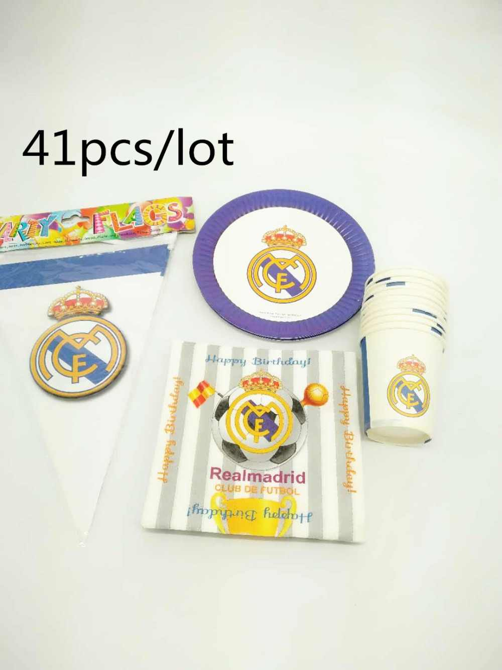 Detail Feedback Questions About 31pcs Lot Cf Real Madrid Sport