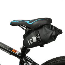 ROSWHEEL Waterproof Bike Saddle Bag Rainproof PVC MTB Bicycle Rear Bags Road Cycling Rear Seat Tail Bag Accessories ciclismo