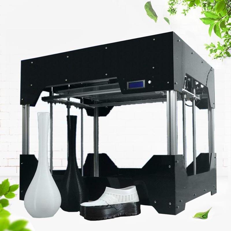 Tamaño de impresión grande de 500 * 500 * 500 mm Kit de impresora - Electrónica de oficina