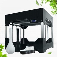 DMSCREATE DP7 500*500*500mm big printing size Auto leveling 3D Printer kit,24V power supply,Acrylic frame
