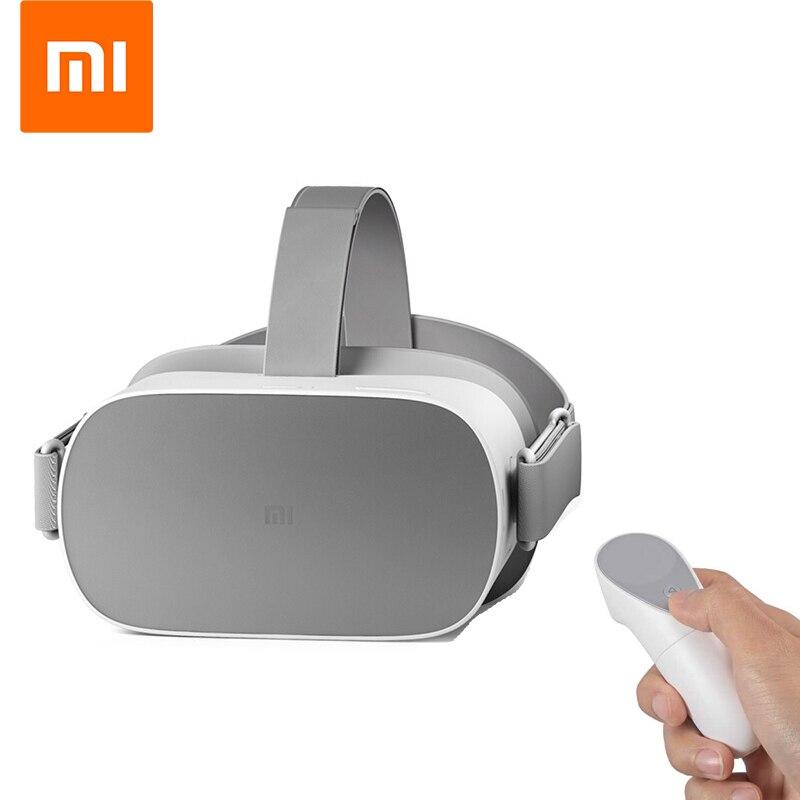Original Xiaomi VR independiente todo en uno pantalla súper clara Virtual gafas de realidad inalámbrica con Oculus con control remoto controlador