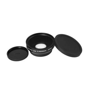 Image 5 - FOTGA 52mm 0.45x Camera Lenzen Groothoek & Macro Conversion Lens 0.45x52 Voor CANON NIKON SONY 52MM LENS