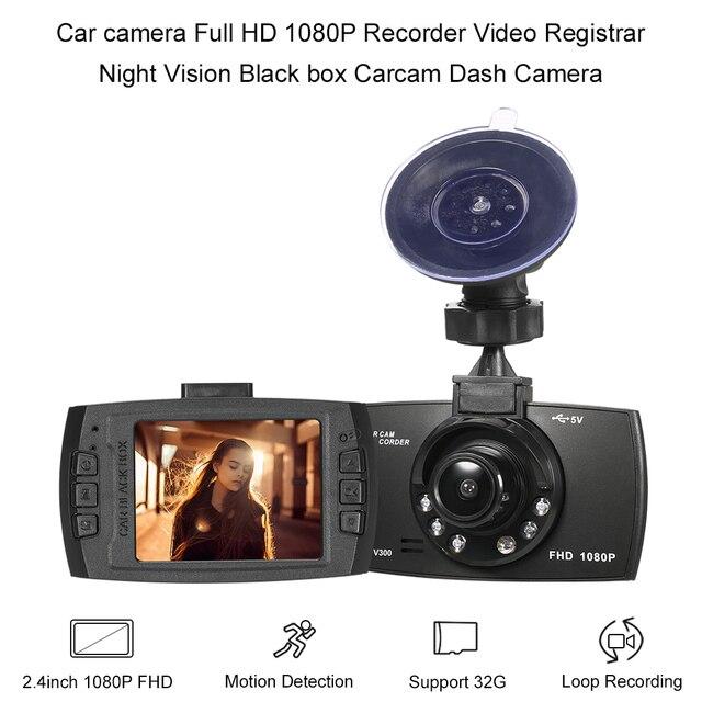 Dashcam Dvr Car Dvrs Dash Cam Registrar Auto Camera Video Recorder