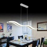 2015 NEW Modern LED Pendant Lights 38W White Acrylic For Dinning Room Bedroom Studyroom Lighting