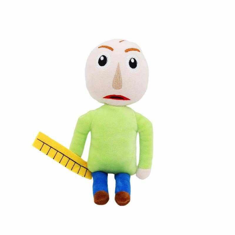 25 سنتيمتر Baldi في أساسيات في التعليم والتعلم اللعب أفخم دمية الشكل لعبة Baldi البرامج محشوة دمية عيد ميلاد هدايا