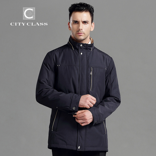 City Class 2015 Top New Mens Autumn Jackets And Coats Business Leisure Loose Stand Collar Fashion Jackets Free Shipping 15032