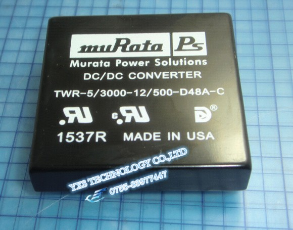 TWR-5/3000-12/500-D48A-C / DC-DC Isolated Power Module In stock uwr 5 3000 d48a