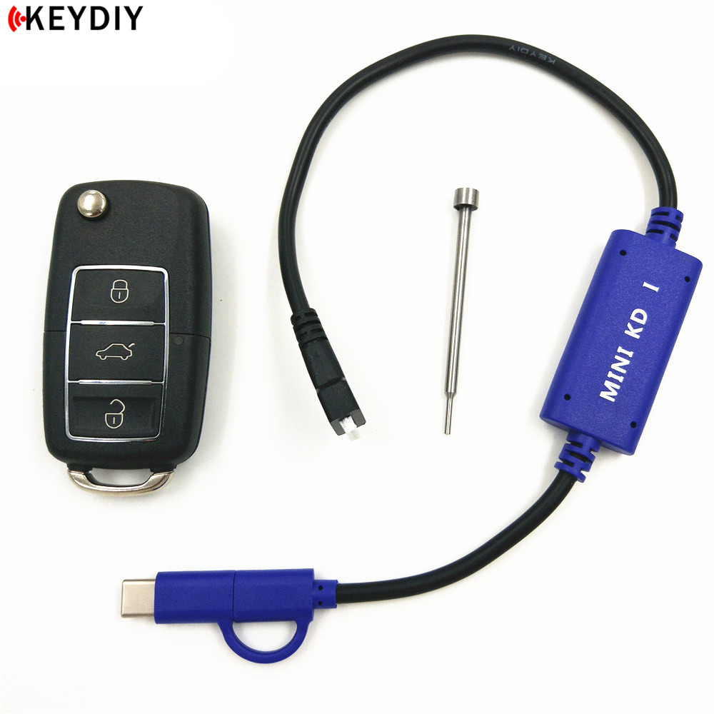 KEYDIY Mini KD Key Generator Warehouse in Your Phone Support Android Make More Than