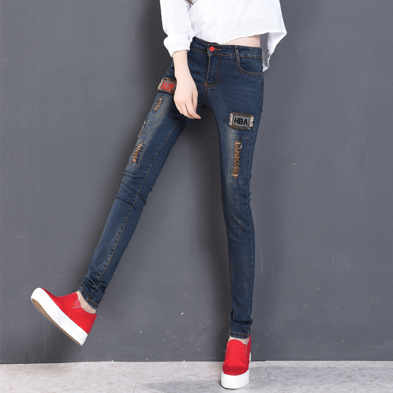Online Get Cheap Skinny Ladies Jeans -Aliexpress.com | Alibaba Group
