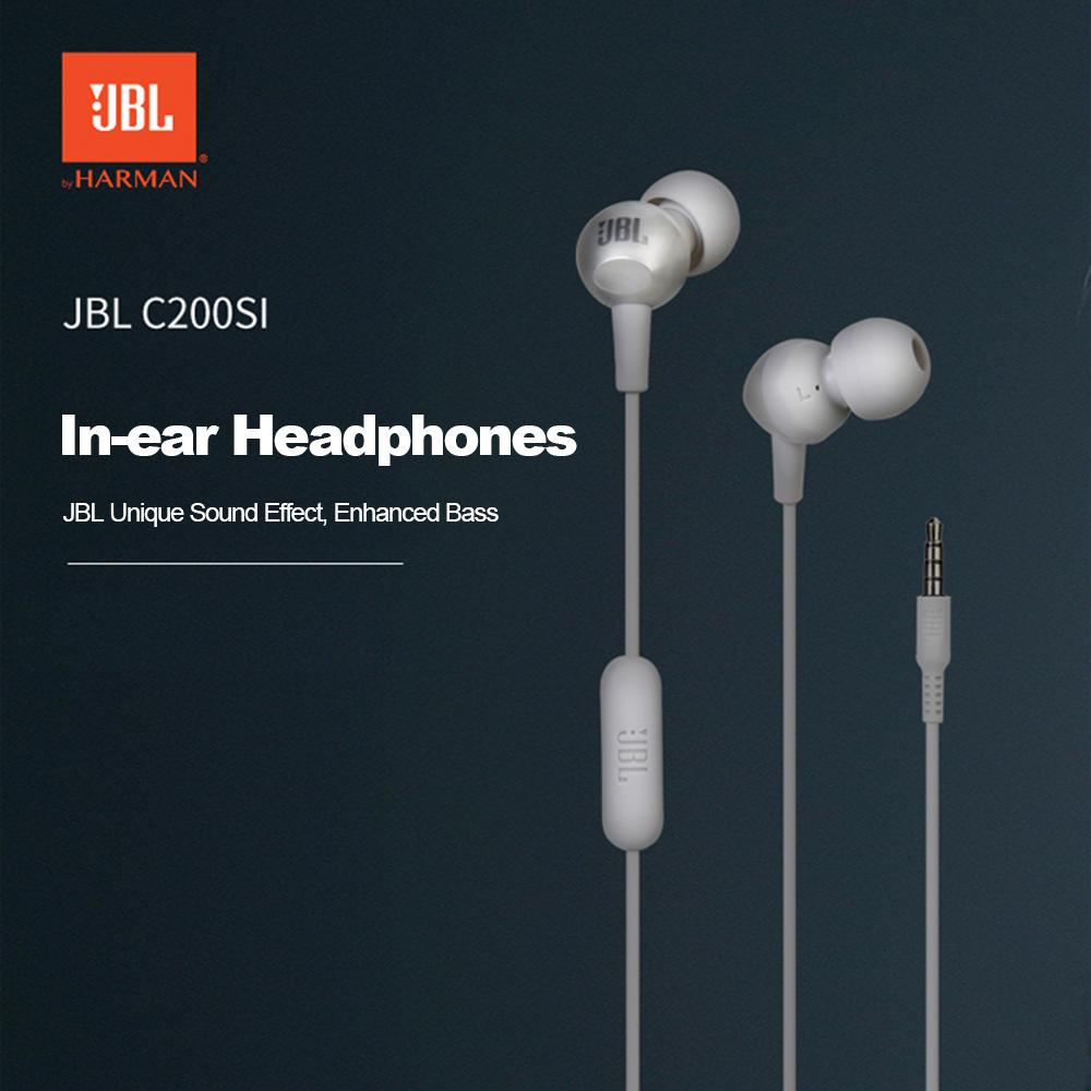 JBL C200SI in-Ear Headphones 2