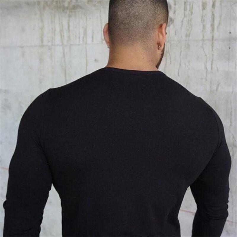 esporte camisa correndo t-shirts ginásio dos homens