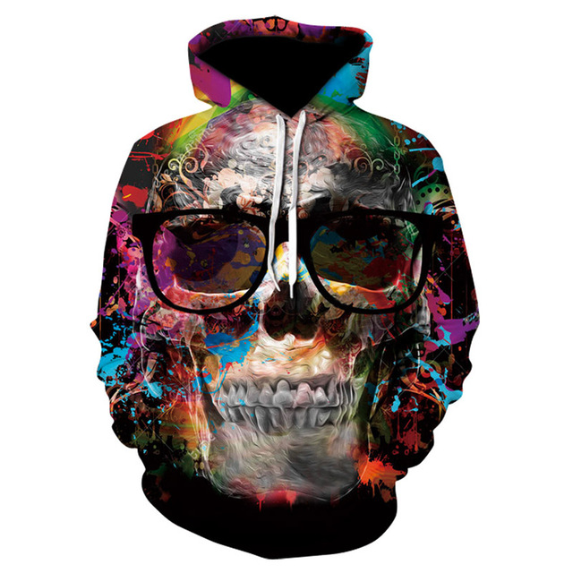 men Ahegao Hoodies Sweatshirt 2018 Autumn Winter Men's Long Sleeve Novelty Pullovers Funny 3d Print Tracksuit Plus Size 6XL