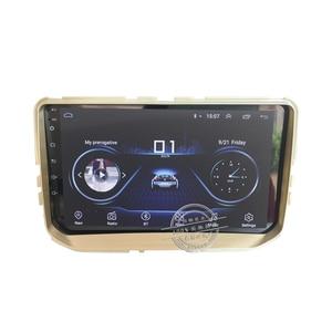 Image 2 - Reproductor multimedia con GPS para coche, radio con reproductor dvd, Android 8,1, Quadcore, 9 pulgadas, para Haval Hover Great Wall H2, color rojo, 2007 2012