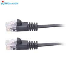 New Black 10FT CAT6 Patch Lan Cord Wire Jumper Connections For Computer Laptop 3m CAT6 cat 6 RJ45 Ethernet Network Cable