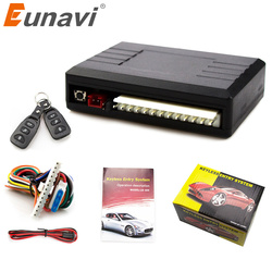 Универсальный Автомобильный Дистанционный центральный комплект Eunavi, дверная Блокировка, бесключевая система входа, лидер продаж по всему ...