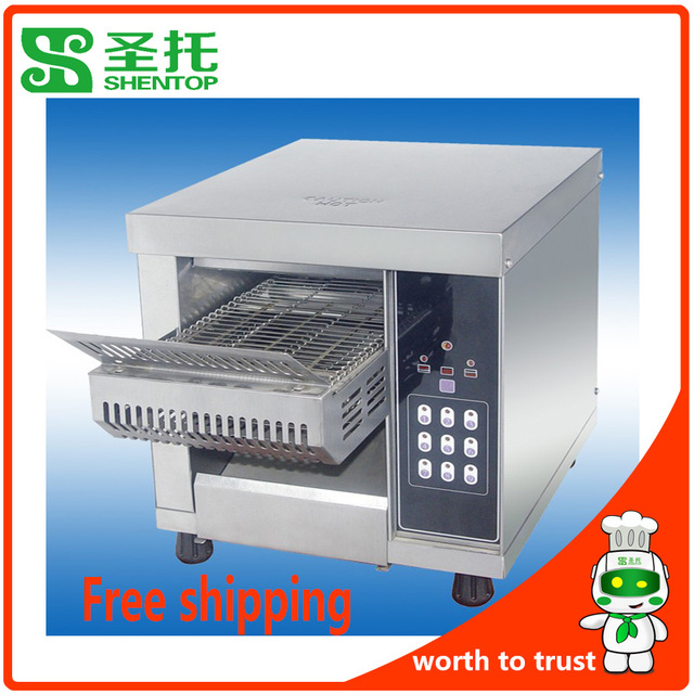 per bun star slices manufacturing hour hamburger toaster conveyor