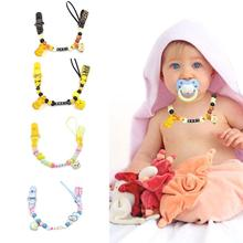 Baby Pacifier Chain Clip Teeth Rubber Anti-Chain Newborn Pacifier Clips Nipple Holder For Nipple Bottle Clip Chain Belt Toy