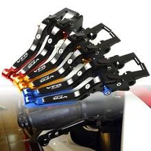 цена на For Honda VFR1200/VFR1200F 2010-2016 VFR 1200F 1200 F Motorcycle CNC Aluminum Adjustable Folding Extendable Brake Clutch Levers