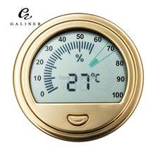 GALINER Electronic Hygrometer Professional Cigar Hygrometer for Cigar Humidor COHIBA Cigars Hygrometers