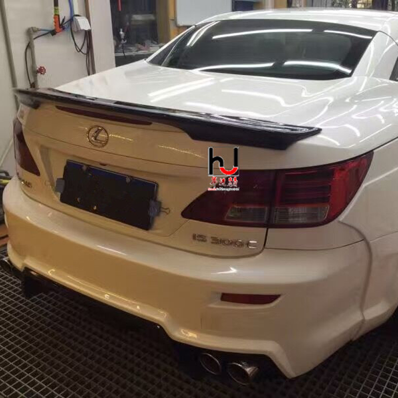 For Lexus IS250C IS300C Coupe 2010 2011 high quality Carbon Fiber Trunk Spoiler|Spoilers & Wings| |  - title=