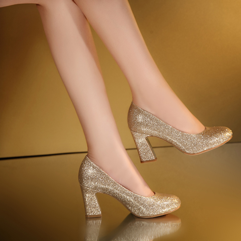 Online Get Cheap Soft Gold Heels -Aliexpress.com | Alibaba Group