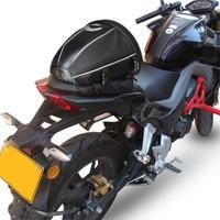 Motorcycle Bicycle Bags Waterproof Cycling Tail Bag Mountain Bike Saddle Trunk Bags Luggage Carrier Bike Bag