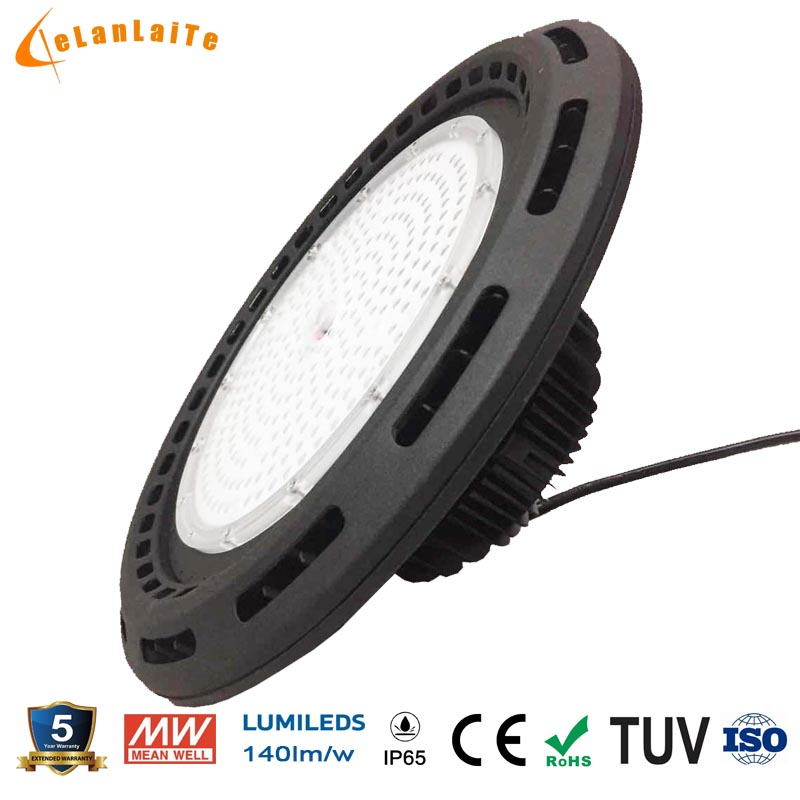 Gas-Station No Led-Canopy-Lights UFO Dlc-List IP65 GLITE 200w 150w 140LM/W 100w 80w