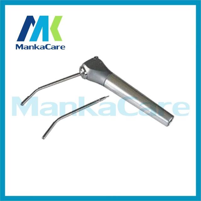 Dental Ar Água Spray Triplo 3 three Way Seringa com peças de Bicos Dicas para a unidade dental