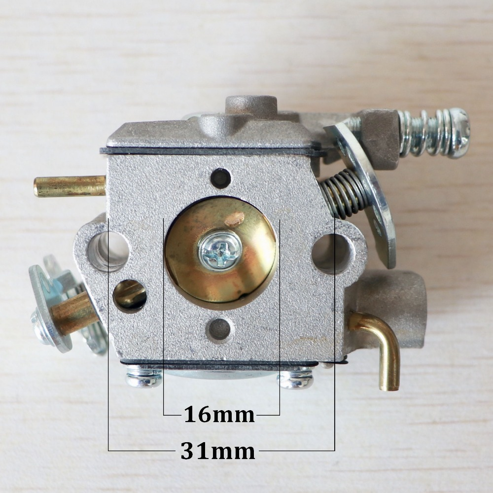 Image 2 - Chainsaw Carburetor Partner P360 Carbs Walbro WT 826 Carburetor Replacement-in Chainsaws from Tools