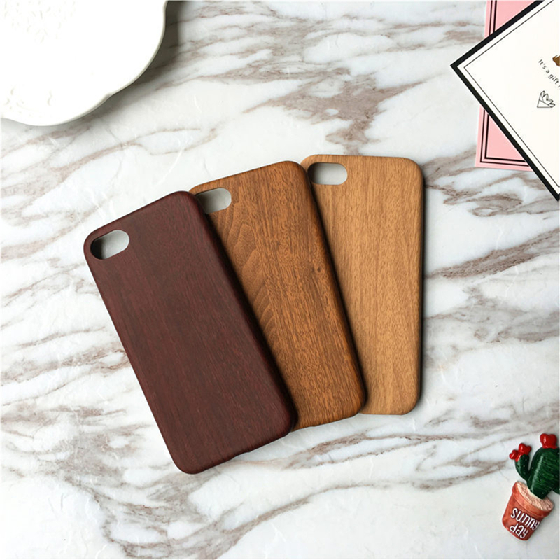 Honest Eleteil Tpu Soft False Wood Case For Iphone X 8 7 6 6s Plus Cover Shell Wooden Phone Cases For Iphone 7 Plus Xs Xr Xs Max E40 Phone Bags & Cases